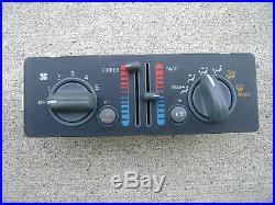 01 03 Pontiac Grand Prix A/c Heater Climate Temperature Control P/n 10447469