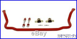 1.375 Front & 1.00 Rear Chrome Moly Sway Bars Set 1978-1987 GM G-Body