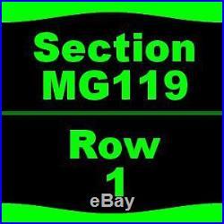 1-6 Tickets Formula One United States Grand Prix Sunday Stevie Wonder Perform
