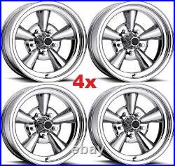 15 Supremes Wheels Rims Astro Vintage Ss Thrust Cragar