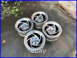 15 Vintage Wheels Rims Alloy Mag American Racing Directional Ar08 Blade