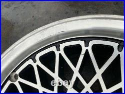 15 Vintage Wheels Rims Ar64 Crosswire Mesh American Racing