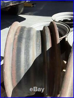 1960 THRU 1967 Pontiac 8 Lug Wheel Rim 14X6 Grand Prix Bonneville OEM