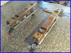 1960's and 1970's GM 6 Way Power Seat tracks used Cadillac, Buick, Chevy, Olds
