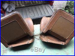 1961 1962 1963 1964 1965 Chevy Impala Starfire Grand Prix OEM Bucket Seats PR