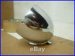 1961 66 Pontiac Console Tachometer Vacuum Gauge Housing Cup Gto Nice Survivor