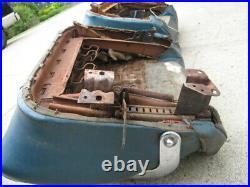 1962 to 1964 GM Pontiac Grand Prix Impala Bucket Seats Chevy Olds With Tracks