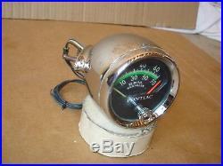 1963 1964 Pontiac Catalina Grand Prix Bonneville Orig. 7k RPM Tachometer Tach