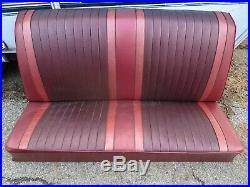 1963 1964 Wildcat Electra Impala Bel Air 88 98 Bonneville 2Dr Hardtop Rear Seat