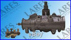 1964-1976 AMC GM Int'l Jeep Power Steering Gear Box with Coupler LARES 973