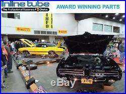 1964-77 GM 10 12 bolt Rear Axle End Disc Brake Conversion Kit Std ROTORS Parking