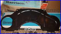 1965-74 GTO Firebird, Grand Prix NOS Bellhousing Inspection Plate 9794324