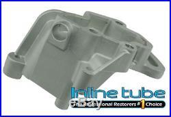 1967-70 Pontiac V8 Engine Aluminum Power Steering Alternator Brackets & Bolts