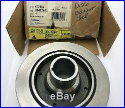 1968-74 Pontiac New Gm Nos Old Stock Harmonic Balancer Ram Air 400 455 / 477682