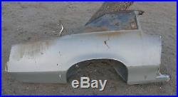 1969-70 Pontiac Grand Prix Rear Passenger Side Quarter Panel Nice FREE Pick Up