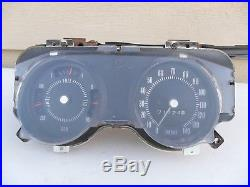 1969-72 GTO Lemans Grand Prix 140 MPH Speedometer with Rally Gauges & Sending Unit
