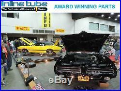 1970-72 Pontiac GTO Judge Grand Prix A-Body 455 Engine Mount Frame Brackets OEM