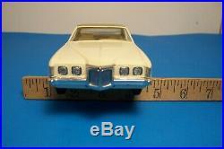 1971 Pontiac Grand Prix Model SJ 71 Dealership Promo