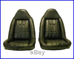 1973-1974 Monte Carlo / Chevelle Swivel Bucket & Rear Seat Upholstery