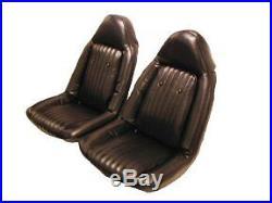 1973-77 Monte Carlo / Grand Prix/ Cutlass Swivel Bucket & Rear Seat Upholstery