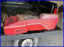 1978-1987 G-Body Pontiac Grand Prix LeMans Floor Shift Center Console Complete