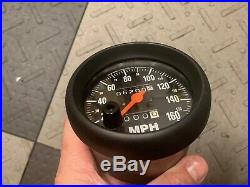 1978-1987 Grand National T-Type Autometer 0-160 MPH SPEEDOMETER Gauge 3 3/8