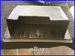 1978-1987 Grand National T-Type GNX Dash Glove Box Compartment Door Trim GRAY GM