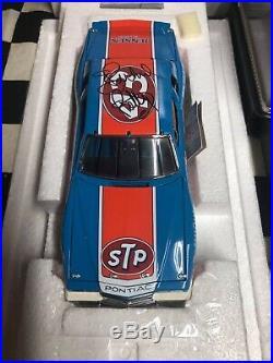 1984 Richard Petty STP 1/24 Franklin Mint Signature Edition Withcoa NASCAR Diecast