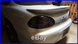 1997-2003 UNPAINTED Pontiac Grand Prix SLP Style Custom Flush Spoiler (Large)