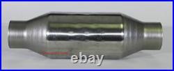2.25 Thunderbolt Catalytic Converter OBDII Heavy Load Late Models