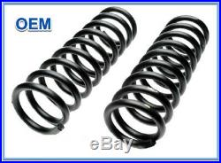 2 Coil Springs ACDelco Pro Front Heavy Duty Replace OEM # 88913321