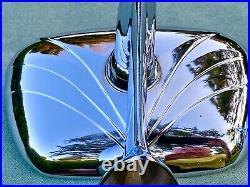 (2) NOS Vintage 1950's 1960's SUPERSITE VANGUARD Mirrors