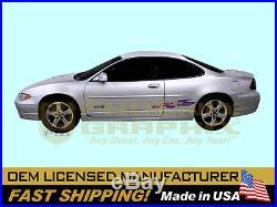 2000 Grand Prix Daytona 500 Nascar Pace Car Decals Stripes Kit