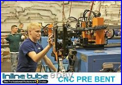 2004-08 Pontiac Grand Prix Preformed Fuel Return Vapor Lines Kit Set Tubes SS