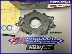 2005-2017 Chevy GMC Pontiac Car SUV 5.3 6.0 6.2 LS Engine Oil Pump Melling 10355