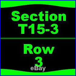 3 Tickets Formula One United States Grand Prix Friday 10/20 Circuit of The Ame