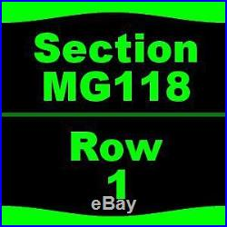 4 Tickets Formula One United States Grand Prix Friday 10/20 Circuit of The Ame