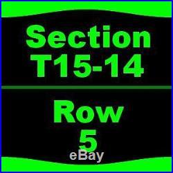 4 Tickets Formula One United States Grand Prix Sunday Stevie Wonder Performan