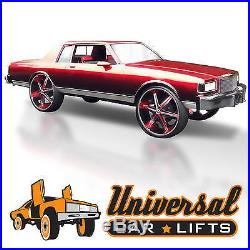 5 to 7 Monte Carlo Caprice Cutlass A and B and G Body Donk Car lift kit
