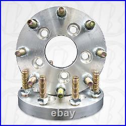 5x4.5 (5x114.3) to 8x170 5 Lug to 8 Lug Wheel Adapters / 1 Spacers USA x2