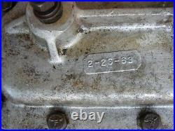 63 1963 Pontiac Catalina Grand Prix B/w T-10 Close Ratio 4 Speed Transmission