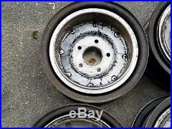 63 64 Pontiac Grand Prix Bonneville Catalina 2+2 8 Lug Wheels