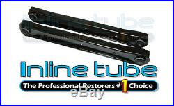 64-72 A-body Rear Lower Control Arms Boxed for Sway Bar With Inserts welded IN