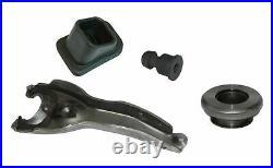 64-81 GM Bell Housing Clutch Fork Boot Pivit Ball Throwout Bearing BOP Kit Set