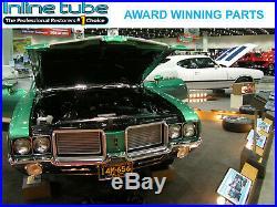 64-81 Rear End 10 12 Bolt Axle Disc Brake Conversion Calipers Parking Delete R/R