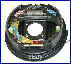 64-85 GM Rear Shoes Brackets Hardware Wheel Cylinder Drum Brake Rebuild Kit Set