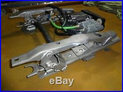 66-72 Chevelle Gto Gm 4-way Power Bucket Seat Track Large Bench Motor! Perfect
