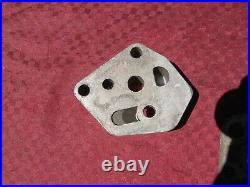 67-69 Pontiac Firebird Trans Am Ram Air I II III IV Gm Oil Filter Adapter