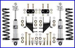 68-72 GM A-Body Chevelle Coil-Over Conversion System, Single Adjustable BBC