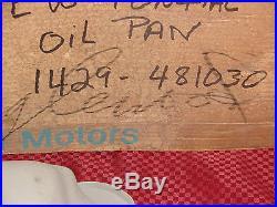 70 71 Pontiac Gto Judge Trans Am Formula 400 Raiii Raiv 455ho Nos Gm Oil Pan
